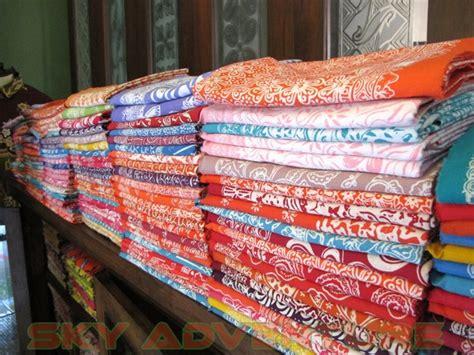 daster batik cirebon wisata batik trusmi di cirebon jawa barat outbound