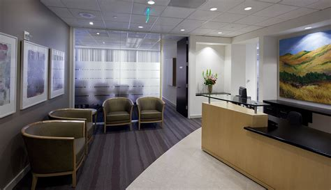 Major Trends In Urban & Suburban Law Firm Office Space