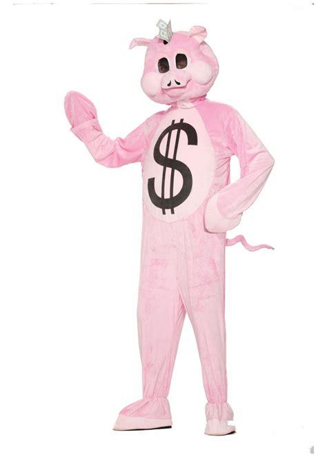 piggy bank mascot costume funny costumes