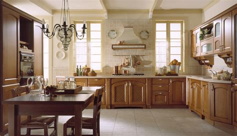 Classic Kitchen Design Ipc200  Unique Kitchen Designs