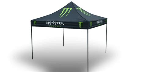 custom printed tents canopies promotional vip
