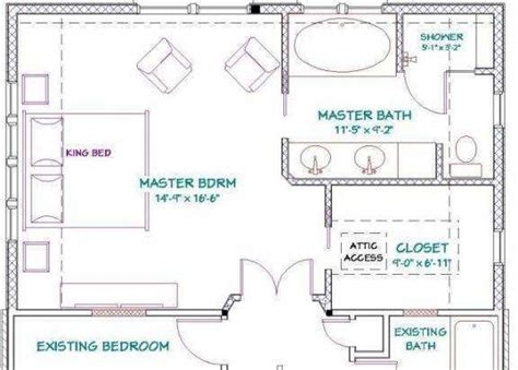 Stylish And Attractive Master Bedroom Dimensions For Your