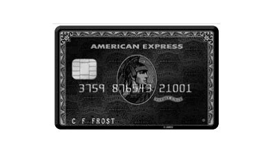Whatever they spend must be paid back in full each month. American Express Centurion Card Review | Greedyrates.ca