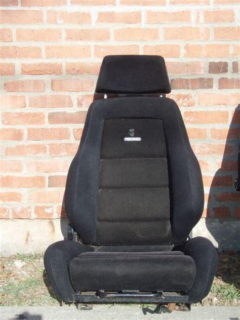 sell recaro classic seats ideal   lx   norwalk