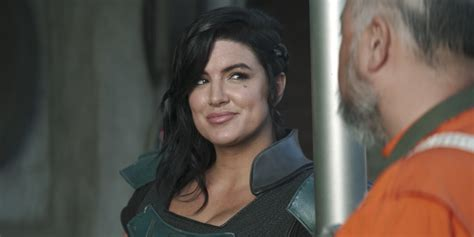 Why 'The Mandalorian' Fans Want Gina Carano Fired - Star Wars