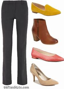 What Shoes To Wear With Straight Leg Jeans 2017 - Style Guru Fashion Glitz Glamour Style ...