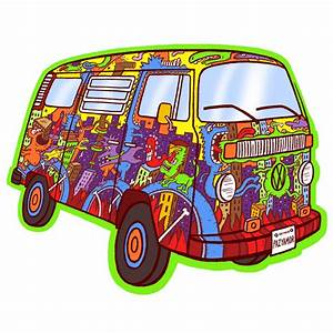 Hippie Van Drawing at GetDrawings.com | Free for personal ...