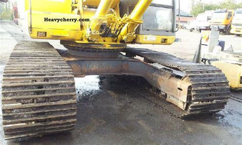 kobelco sk  lc mark iv   caterpillar digger construction equipment photo  specs