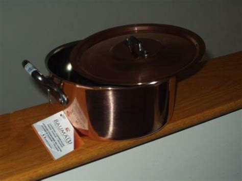french copper lid cookware ebay