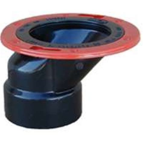 genova products inc 4x3 abs offset closet flange