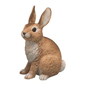 bunny garden statue rabbit statue outdoor animal yard garden statuary
