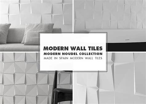 modern wall tile ideas noudel collection porcelain tiles