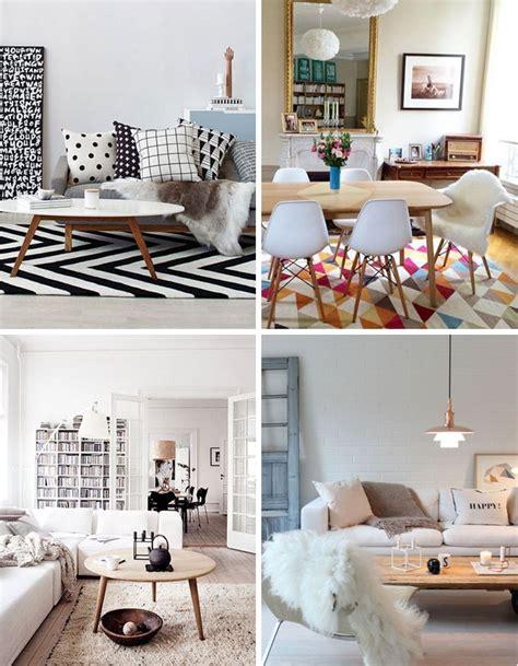 deco chambre nordique idées déco pour un salon style scandinave made in