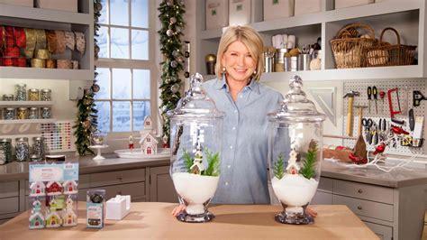 video  martha cheerful holiday jars martha stewart
