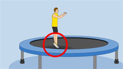 How To Backflip On A Trampoline 10 Steps With Pictures