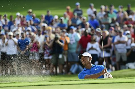 Tiger Woods wins PGA Tour Championship; his first win ...