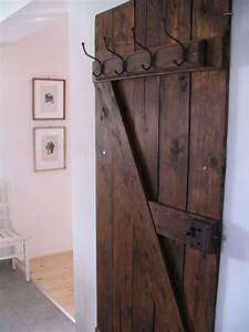 Garderobe Alte Tür : si tienes o puedes conseguir una puerta antigua ~ Michelbontemps.com Haus und Dekorationen