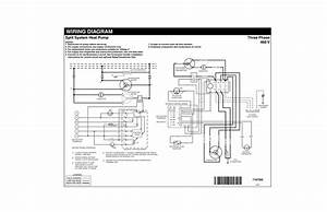Wiring Diagram For Three Phase Compressor