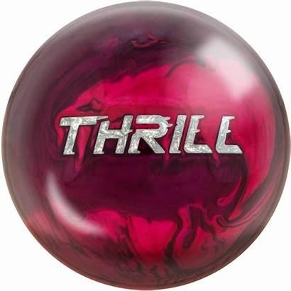 Bowling Motiv Thrill Wine Ball Pearl Magenta