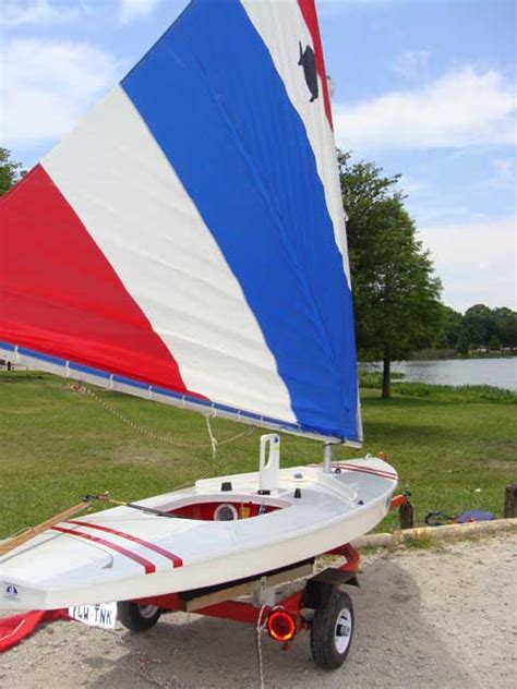 Sunfish Boat by Sunfish Sailboat For Sale