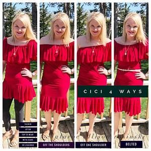 Lularoe Debbie Size Chart Ways To Style The Lularoe Cici Aka Flounce Dress