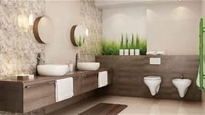 Badezimmer Fliesen Braun : badezimmer fliesen braun gr n interior design und designerm bel youtube ~ Orissabook.com Haus und Dekorationen