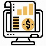 Accounting Software Bookkeeping System Icon Icons Marketing