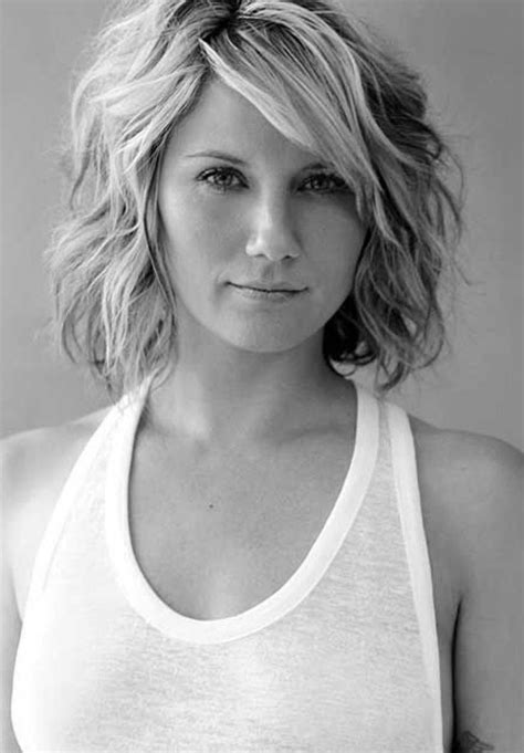 Mid To Hairstyles by Medium Length Hairstyles 30 Hair Wavy