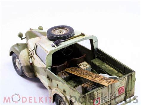 car plastic model austin tilly  tamiya scale