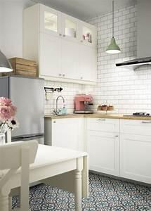 Schöner Wohnen Kleine Küchen : 120 besten ikea k che bilder auf pinterest k chen ideen sch ner wohnen und kleine k chen ~ Sanjose-hotels-ca.com Haus und Dekorationen