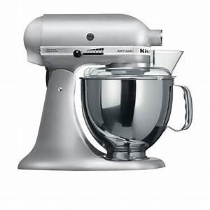 KitchenAid Artisan Mixer KSM150 Contour Silver On Sale Now