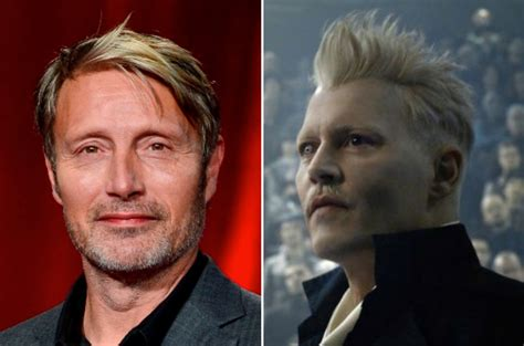 Mads Mikkelsen to Replace Johnny Depp in 'Fantastic Beasts ...