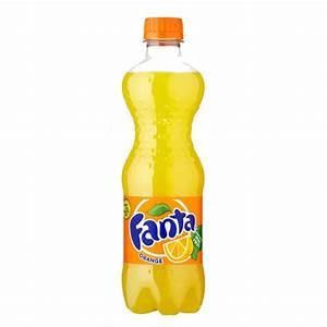 Fanta Orange (Plastic Bottle) - Bottles (British) - Soft ...