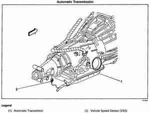 2004 Trailblazer Has C0040 And C0055 Dtcs  Speedometer Is