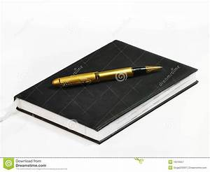 Notebook And Pen Royalty Free Stock Photography - Image ...