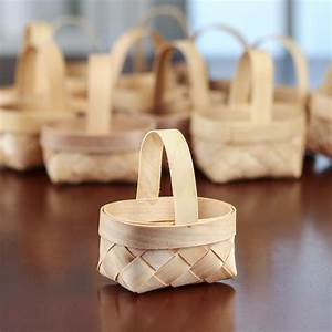 Eco, Friendly, Chipwood, Baskets, -, Favor, Baskets, -, Favor, Holders, -, Containers