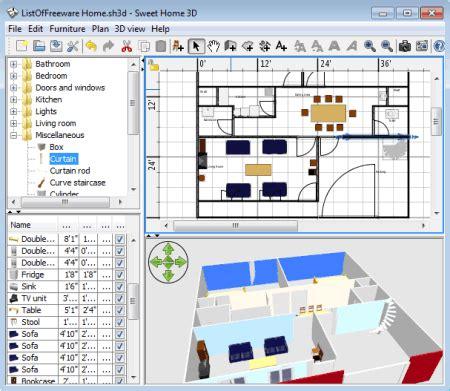 list    home design software   home