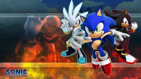Sonic the Hedgehog 2006 Story