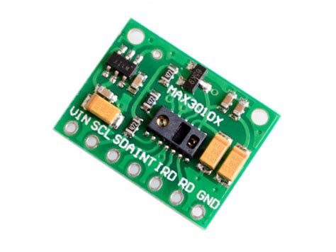MAX30102 Pulse Oximeter & Heart-Rate Module   Makerfabs