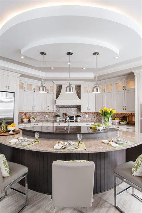 guide   kitchen island styles curved kitchen island luxury kitchen design home decor