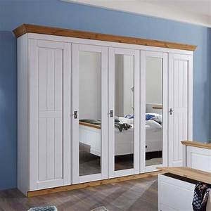 Schlafzimmer Im Landhausstil : schlafzimmer kleiderschrank lameira im landhausstil ~ Michelbontemps.com Haus und Dekorationen
