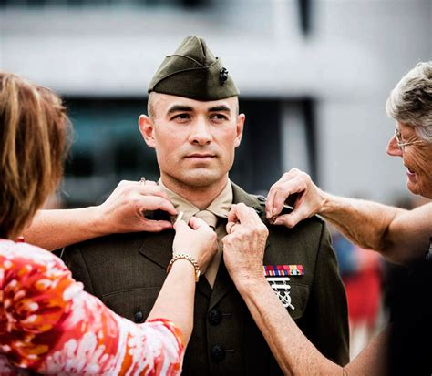 marine corps officers training jobs benefits marines