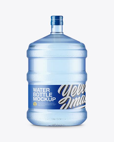 ✓ free for commercial use ✓ high quality images. Download Psd Mockup 19L 20L Bottle Canister Gallon Jug ...
