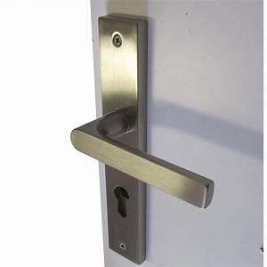poignee de porte d39entree cluny trou de cylindre zamak With poignée de porte d entrée ancienne