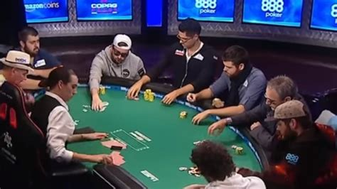 world series of poker final table 2017 world series of poker live stream watch final table