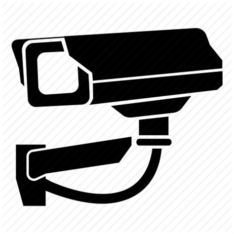 cctv observe security surveillance icon
