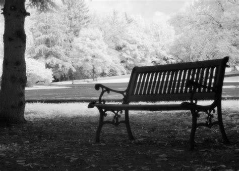 Black White Bench by Charleston Black And White Infrared Charleston Battery