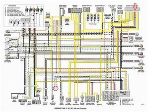 1994 Katana 600 Ignition Switch Wiring Diagram