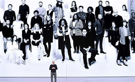 oprah winfrey steven spielberg at apple
