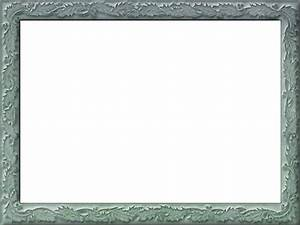 Presentation Photo Frames: Wide Fancy Rectangle, Style 36